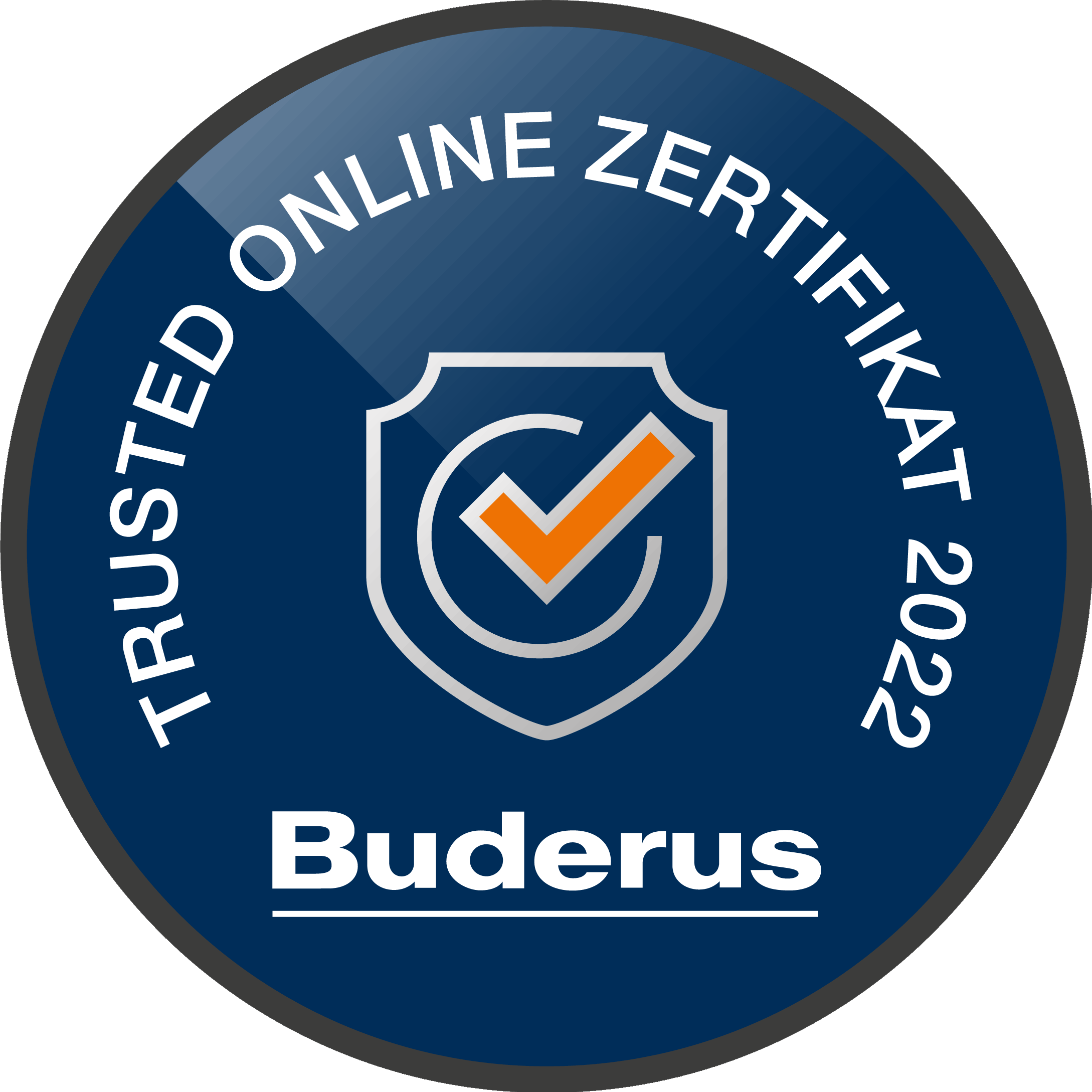 Buderus Trusted Online Partner