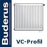 Buderus Heizkörper VC Profil Typ 33 BH 600 BL 1800 R