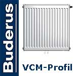 Buderus Heizkörper VCM Profil Typ 20 BH 900 BL 1000 R