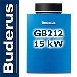 Buderus Gas-Brennwertkessel Logano plus GB212-15 Erdg.E