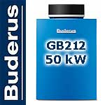 Buderus Gas-Brennwertkessel Logano plus GB212-50 Erdg.E