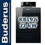 Buderus Gas-Brennwert Kessel Logano plus KB192i 22 kW